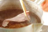 ゆで豚の野菜巻きの作り方1