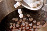 こっくり黒豆(圧力鍋煮)の作り方4