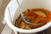 揚げ出し豆腐の野菜たっぷりあんかけの作り方3