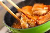 鶏肉の甘辛焼きの作り方3