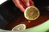 チキンのレモン風味ソテーの作り方2