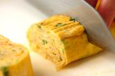 切干し大根入り卵焼きの作り方4