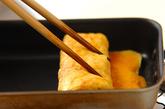 ハム入り卵焼きの作り方2