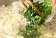 ミョウガのかきたま汁の作り方3