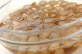 ゴボウとベーコンの混ぜご飯の作り方1
