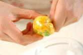 枝豆入り卵の作り方2
