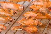 鶏手羽中の七味焼きの作り方1