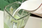 アボカドクリームスープの作り方2