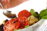 ナスとトマトのカルパッチョの作り方2