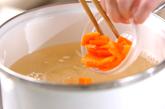 粕汁の作り方1