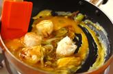 シューマイと卵のオイスター炒めの作り方3