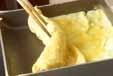 う巻き卵の作り方3