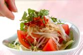 キムチのサラダの作り方2