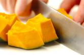 カボチャのいとこ煮の作り方1