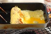 シンプルだし巻き卵の作り方2