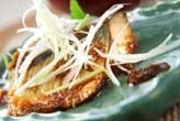 魚の香味照り焼き