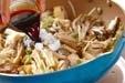 秋の混ぜ寿司の作り方2