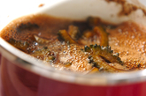 ゴーヤの黒糖煮の作り方2