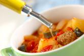 たっぷり野菜の煮込み団子の作り方4