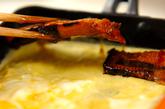 サンマ缶入り卵焼きの作り方1