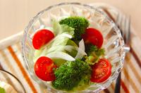 ヘルシーグリーンサラダ