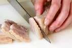 豚肉温素麺の作り方8