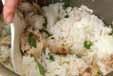 カマス混ぜご飯の作り方2