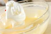 チーズスフレの作り方3