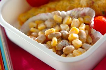 豆のさわやかサラダ