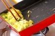 シラスのだし巻卵の作り方2