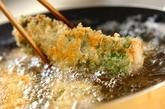 ささ身の梅風味フライの作り方2
