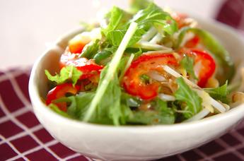 モヤシのサラダ