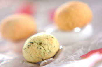 桜のホロホロクッキー