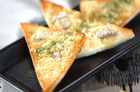 アンチョビチーズトースト
