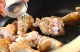 鶏手羽元フライパン焼きの作り方3