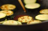 ズッキーニのみそチーズ焼きの作り方1