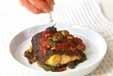 サバのニンニクトマト焼の作り方3