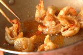 エビの豆板醤焼きの作り方2