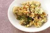 水煮豆のパリパリ焼き