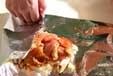 鶏肉のゴマホイル焼きの作り方2