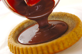 イチジクとチョコレートクリームの紅茶ケーキの作り方6