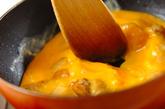 ふわふわ卵丼の作り方2