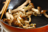 シメジの甘酢和えの作り方2