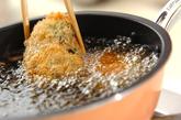 餃子メンチカツの作り方3