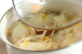 冬瓜の冷製スープ煮の作り方3