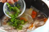 鯛のアラ汁の作り方2