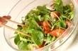 クルトンサラダの作り方2