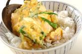 豆腐で量増し親子丼の作り方4