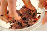 ヒジキ入りハンバーグの作り方1