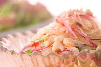 ピリピリ春雨サラダ
